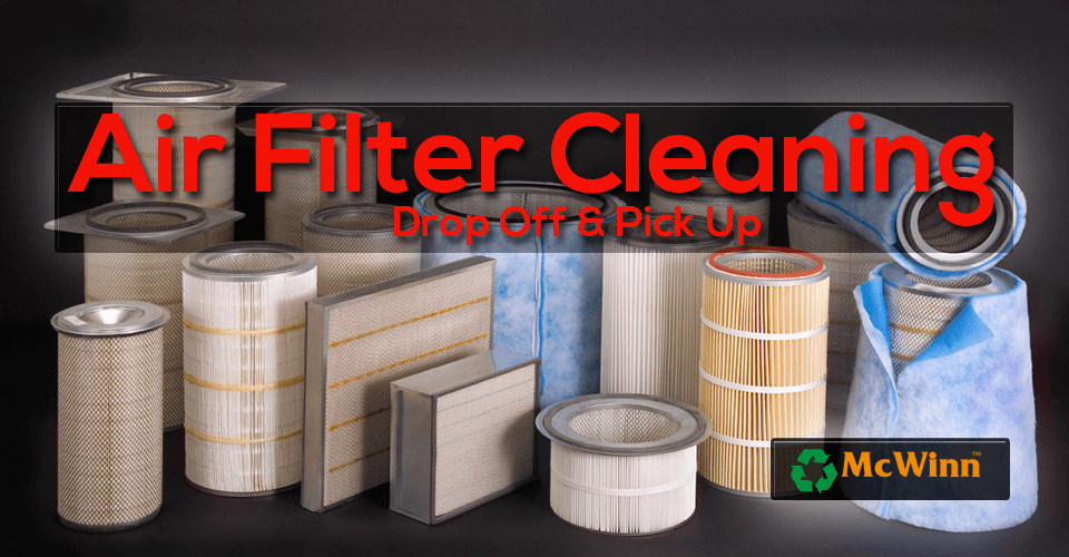 Air Filter Cleaning / Pick-Up Services